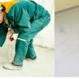 Tinta para demarcação de piso industrial